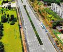 亚搏体育app安卓市黄山路改造工程