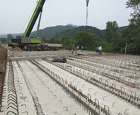 107国道广水市境段改扩建工程桥梁工程