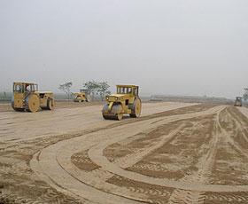 景德镇至鹰潭高速公路路基工程