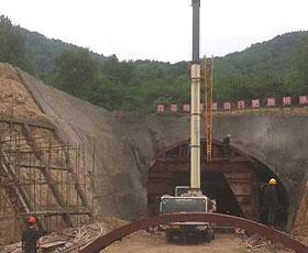 庐江县汤池至柯坦公路工程