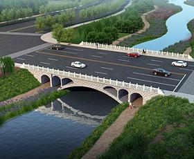长岗社区公园及机场便道道路配套工程