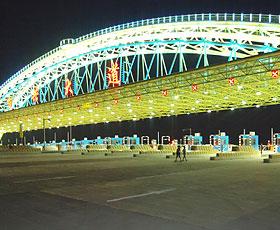 亚搏体育app安卓滨湖新区方兴大道下穿京台高速公路互通立交工程